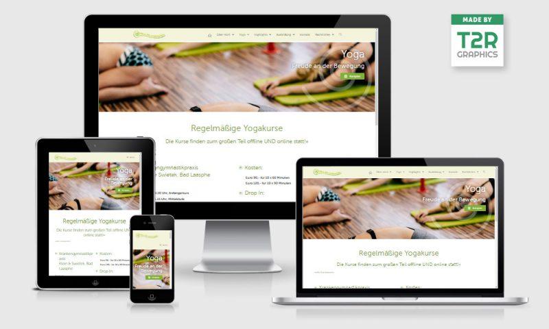 Webdesign Made by T2R.graphics - hausdergehzeiten.de